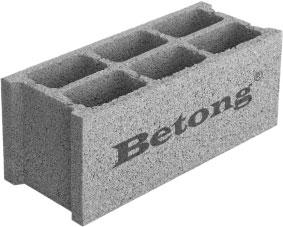 Betonová skořepinová tvárnice Betong®